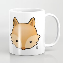 Baby Fox Kawaii Coffee Mug