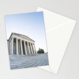 Skewed Politics Stationery Cards