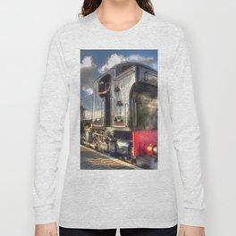 Steam Locomotive 1501 at Bewdley Long Sleeve T-shirt