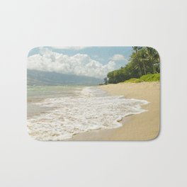 maui beach Bath Mat