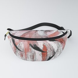 Number III Fanny Pack