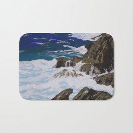 Coastal Falls Bath Mat