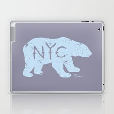Polar Bear NYC aka Polar Opposites Laptop & iPad Skin