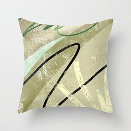 The Breakthrough Throw Pillow