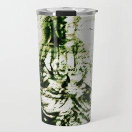 Antique Green Kwan Yin Travel Mug