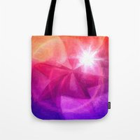 destiny Tote Bags featuring Destiny by Geni