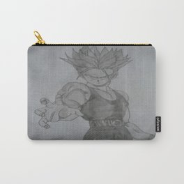 Dragonball Z Trunks Sketch Carry-All Pouch