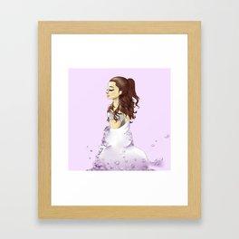 My Everything Framed Art Print