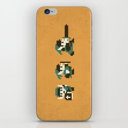 The Legend of Zelda iPhone Skin