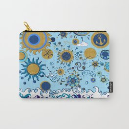 Sun & Sea Carry-All Pouch