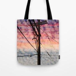 upandfar Tote Bag