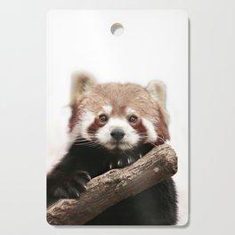 RED PANDA Cutting Board