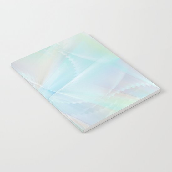 Abstract pastel no. 14 Notebook