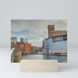 Birmingham Mainline Canal Mini Art Print