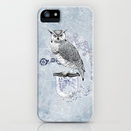 Owl Theory iPhone Case