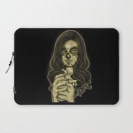Love Is Blind Laptop Sleeve