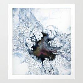 Paynes Abyss Art Print