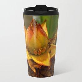 Musella Lasiocarpa - A Drawf Banana Travel Mug