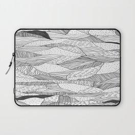 Broken Waves Laptop Sleeve