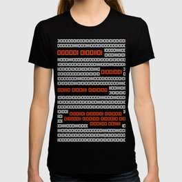AM I NOT MERCIFUL? - Binary Code T-shirt