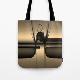 Act Including Supposed Sadness Tote Bag