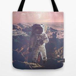 Planet Earth Tote Bag