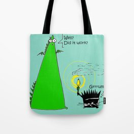 Candlelighting... Tote Bag