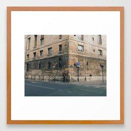 Velo.  Framed Art Print
