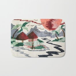 Villager Bath Mat