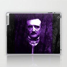 E. A. Poe Laptop & iPad Skin