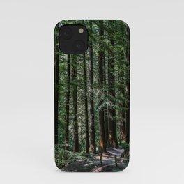 Hoyt Arboretum - Portland, Oregon iPhone Case