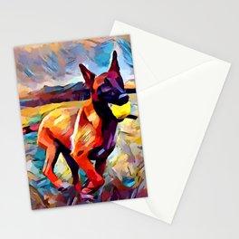 Malinois Stationery Cards