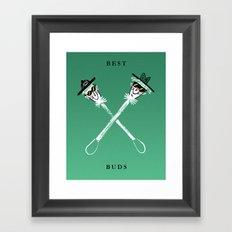 Best Buds I Framed Art Print