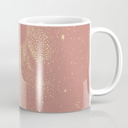 Starcrossed | Peach Lithograph Coffee Mug
