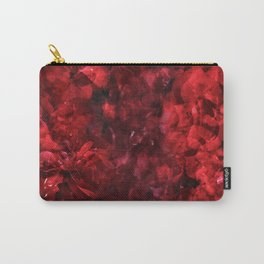 Moist Rose Petals Carry-All Pouch
