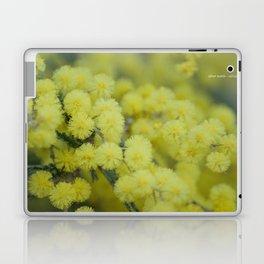 Silver Wattle Laptop & iPad Skin