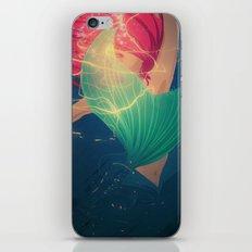Now - sing iPhone Skin
