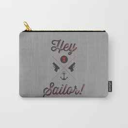 Hey Sailor Carry-All Pouch