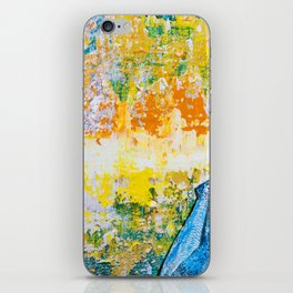 Tropical Wedge iPhone Skin