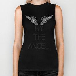 By the Angel! Biker Tank