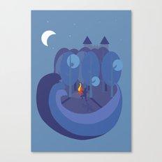 Grimm's Fairy Tales PT2 Canvas Print