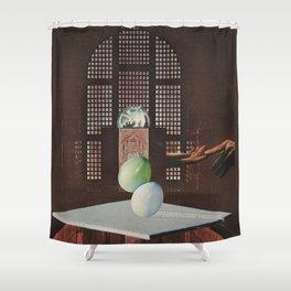 Nostalgia Shower Curtain