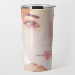 Geisha In Sunlight Travel Mug
