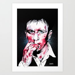 Rude Boy Art Print