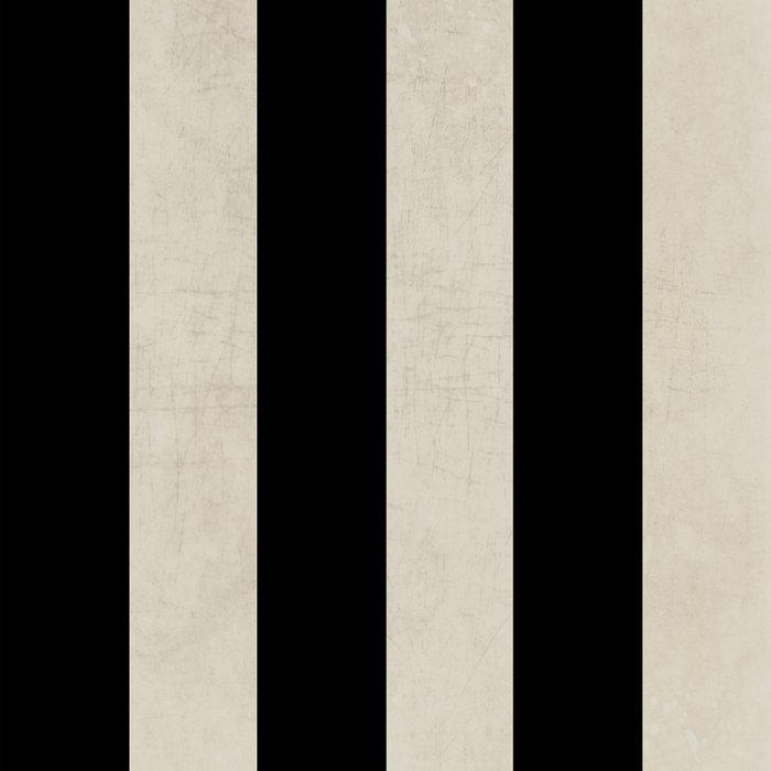 vintage black stripes Comforters
