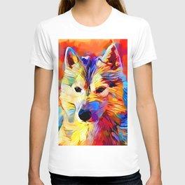 Husky 4 T-shirt