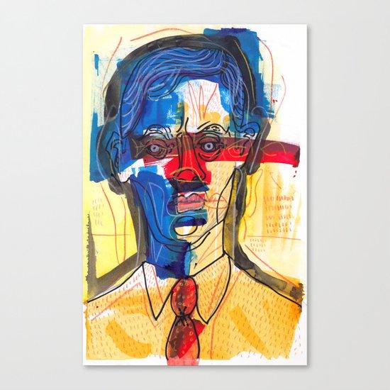 man Canvas Print