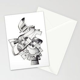 #20 – astratto Stationery Cards