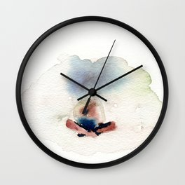 Peace in mind Wall Clock