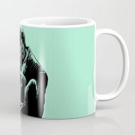 The Black Suit Coffee Mug